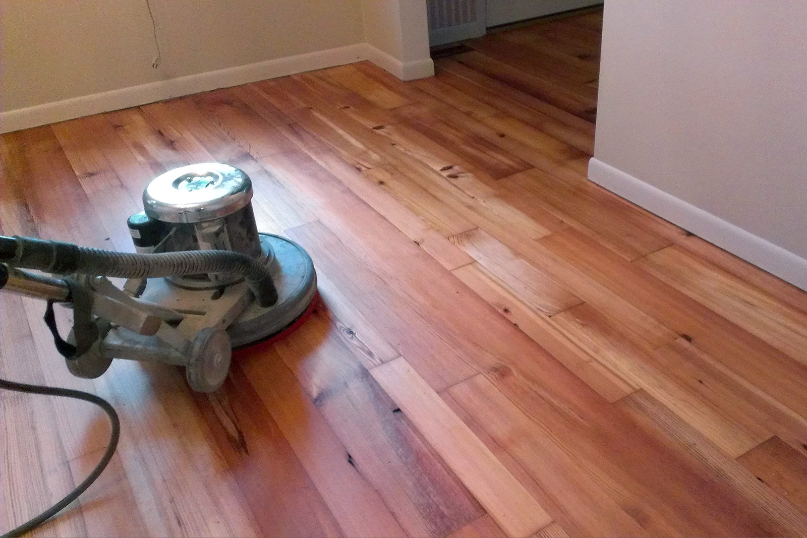 Hardwood Floor Stripping Part - 21: Save Your Old Floor Finish With Floor Stripping And Floor Waxing